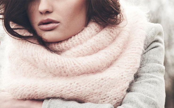 Winter invloeden op de huid